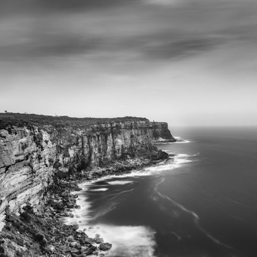 North Head (B&W) | Sydney Shots