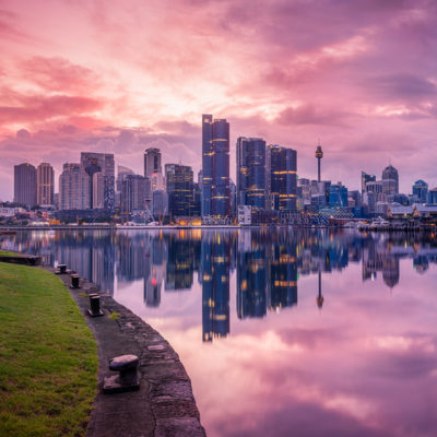 Balmain East, Sunrise | Sydney Shots
