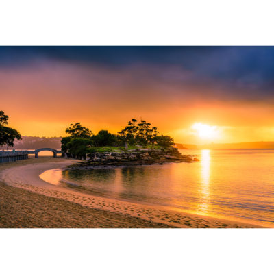 Balmoral Beach, Sunrise | Sydney Shots