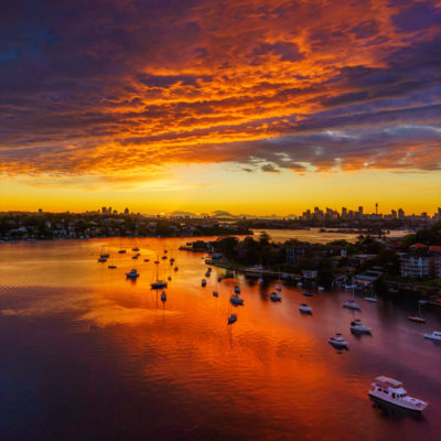 Gladesville Bridge, Sunrise | Sydney Shots