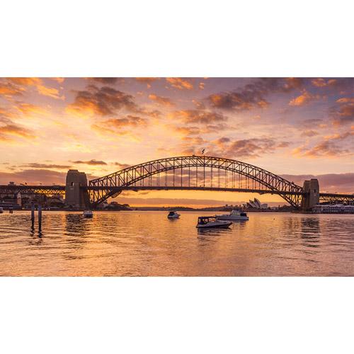 McMahons Point, Sunrise | Sydney Shots