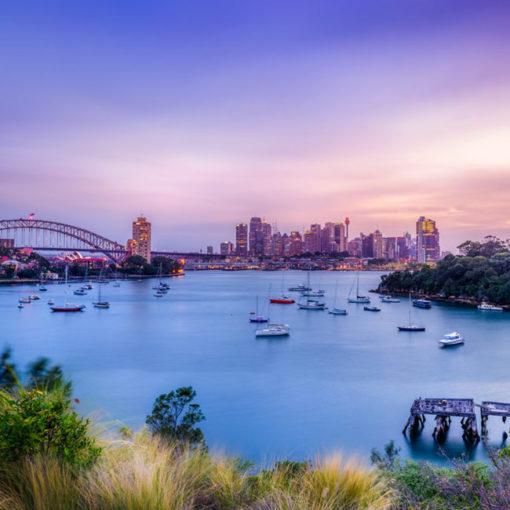 Waverton, Sunset | Sydney Shots
