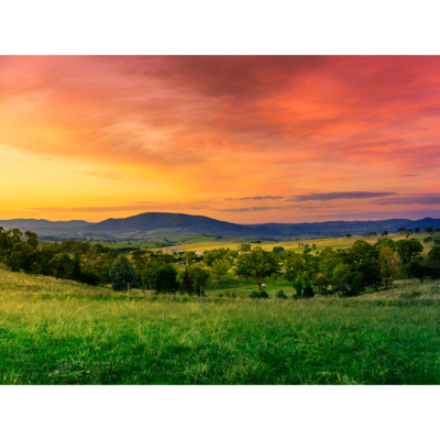Tarana, NSW Country, Sunset | Sydney Shots