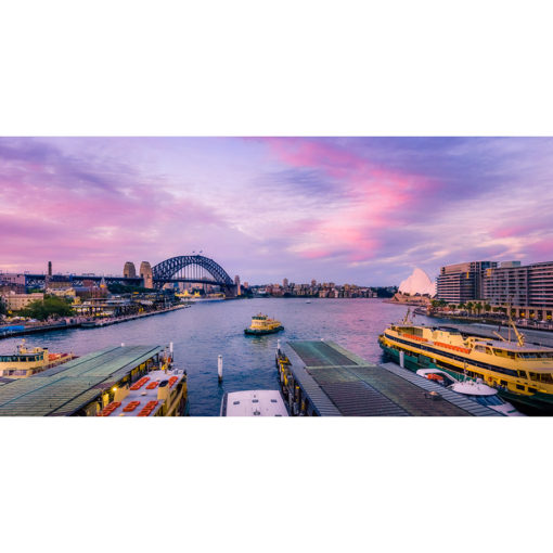 Circular Quay, Sunset | Sydney Shots