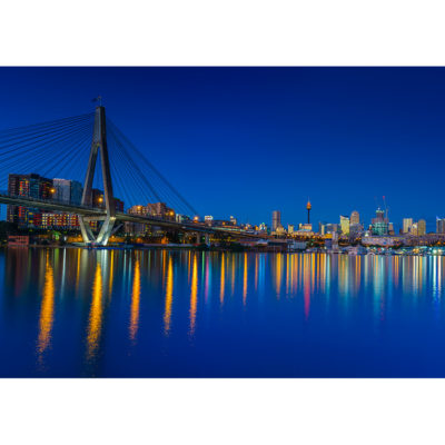 Blackwattle Bay, Night | Sydney Shots