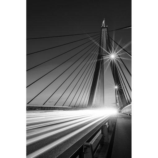 Anzac Bridge (B&W) | Sydney Shots