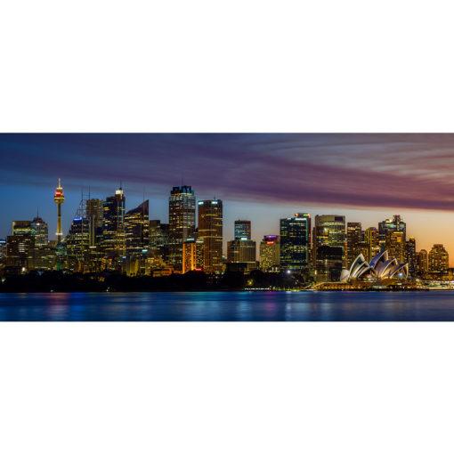 Sydney City, Night | Sydney Shots