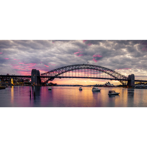 McMahons Point, Sunrise 2 | Sydney Shots
