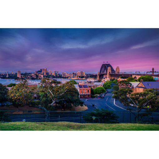 Observatory Hill, Sunset | Sydney Shots