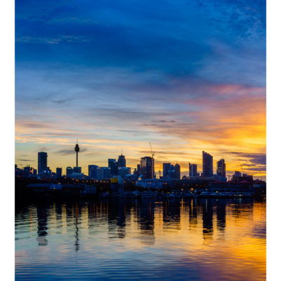 Blackwattle Bay, Sunrise | Sydney Shots