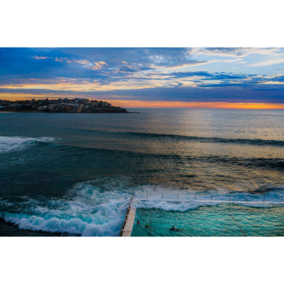 Bondi Beach, Sunrise 2 | Sydney Shots