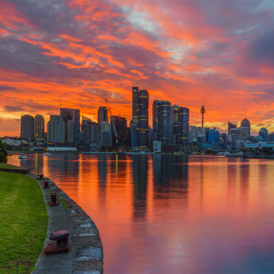 Balmain East, Sunrise 2 | Sydney Shots