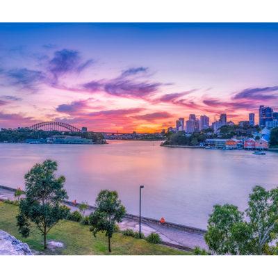 Birchgrove, Sunrise | Sydney Shots