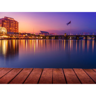 Darling Harbour, Sunset | Sydney Shots