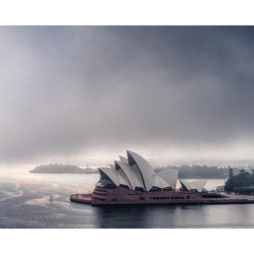 Sydney Opera House, Sunrise Fog, 10x8 | Sydney Shots