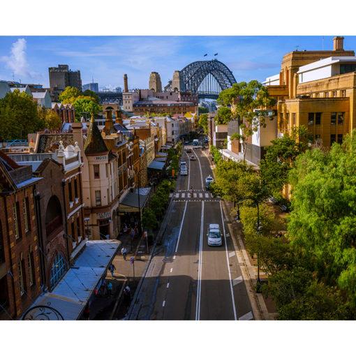 The Rocks 10x8 | Sydney Shots