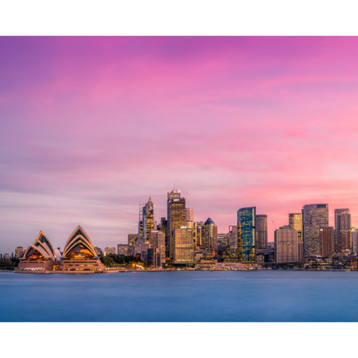Kirribilli, Sunset 10x8 | Sydney Shots