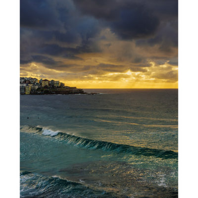 Bondi Beach, Sunrise 8x10 | Sydney Shots