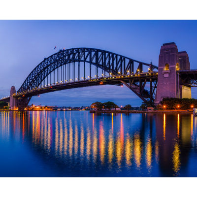 Kirribilli, Dawn 10x8 (Part 2) | Sydney Shots