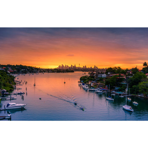 Hunters Hill, Sunrise | Sydney Shots