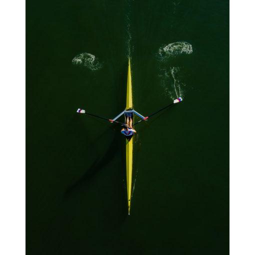 Morning Rower 8x10   Sydney Shots
