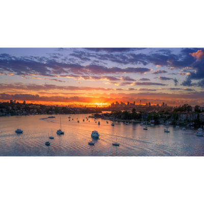 Gladesville Bridge, Sunrise 2 | Sydney Shots