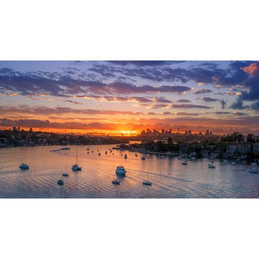Gladesville Bridge, Sunrise 2 | Sydney Shots