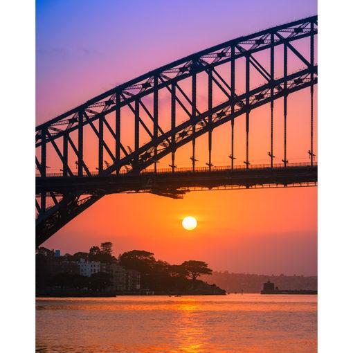 Sydney Harbour Bridge, Sunrise | Sydney Shots
