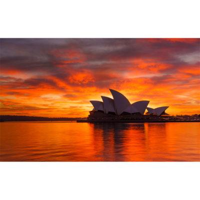 Circular Quay, Sunrise 2 | Sydney Shots