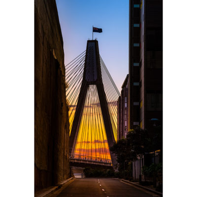 Pyrmont, Sunset | Sydney Shots