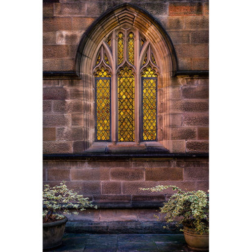 Stained Glass Window | Sydney Shots