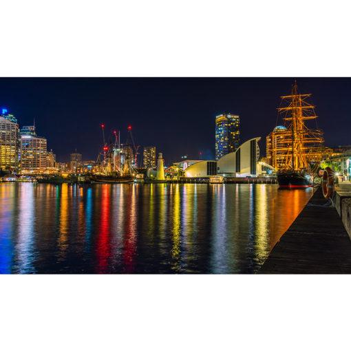 Pyrmont Bay, Night | Sydney Shots