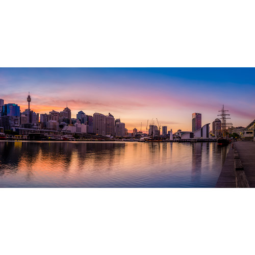 Pyrmont Bay, Sunrise | Sydney Shots