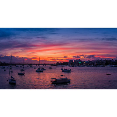 SSCO18040 RozelleSunset 400x400 - Colour Prints Q-Z