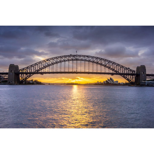 McMahons Point, Sunrise 3 | Sydney Shots