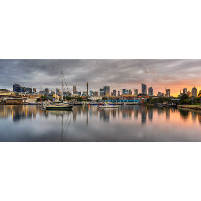 Blackwattle Bay, Sunrise 2 | Sydney Shots