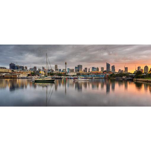 Blackwattle Bay, Sunrise 2 | Sydney Shots