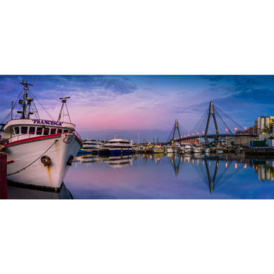 Sydney Fish Market, Dawn | Sydney Shots
