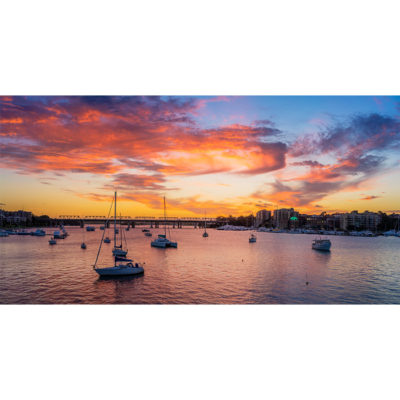 Rozelle, Sunset 3 | Sydney Shots