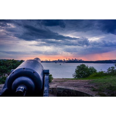 Sydney Storm from Watsons Bay | Sydney Shots
