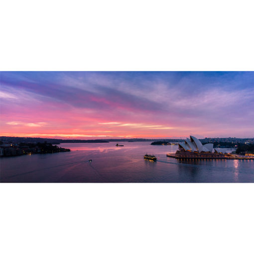 Sydney Harbour, Sunrise 3 | Sydney Shots