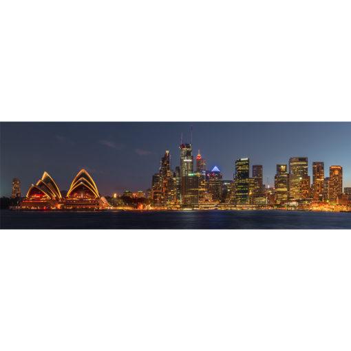 Circular Quay, Night | Sydney Shots