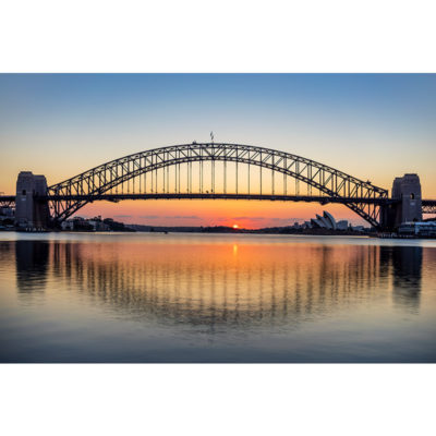 McMahons Point, Sunrise 4 | Sydney Shots