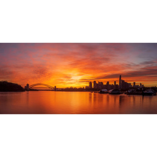Birchgrove, Sunrise 4 | Sydney Shots