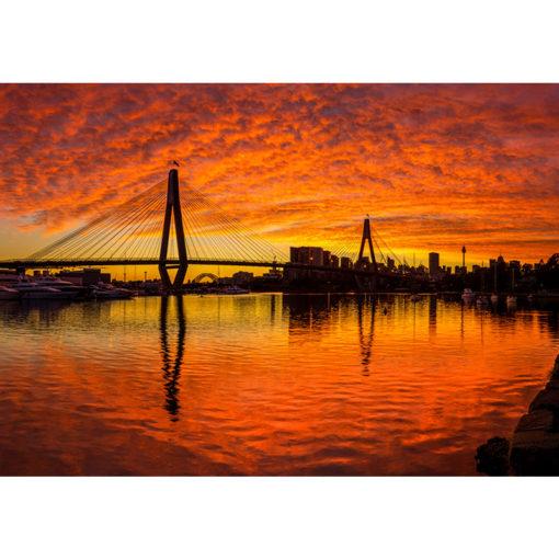 Blackwattle Bay, Sunrise 3 | Sydney Shots